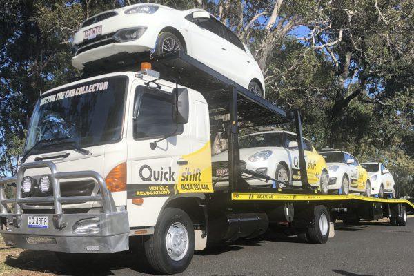 Quickshift Car Transporter