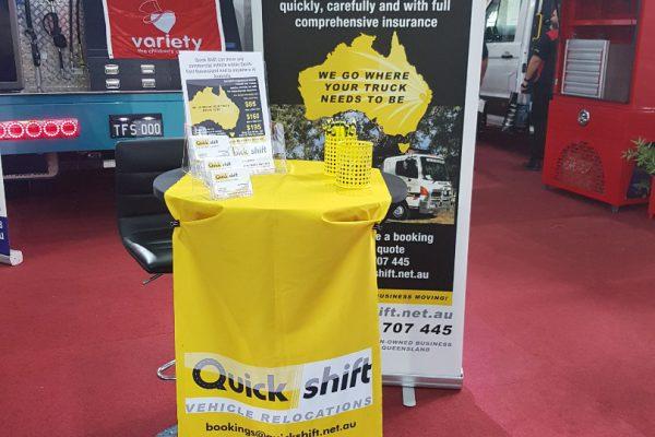 Quickshift Exhibition Stand